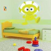 Sticker Pentru Copii Copil Extraterestru