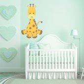 Sticker Pentru Copii Girafa