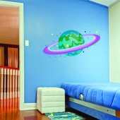 Sticker Pentru Copii Planeta