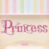 Sticker Pentru Copii Printesa