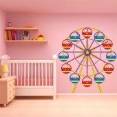 Sticker Pentru Copii Roata Mare