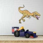 Sticker Pentru Copii Tiranozaur