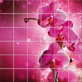 Sticker pentru faianta Flori