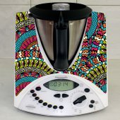 Sticker Thermomix TM 31 Asbtract India