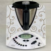 Sticker Thermomix TM 31 Banda Aurie