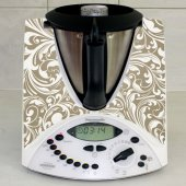 Sticker Thermomix TM 31 Banda Floare