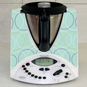 Sticker Thermomix TM 31 Rotund