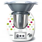 Sticker Thermomix TM 5 Buline Multicolore