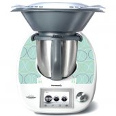 Sticker Thermomix TM 5 Rotund