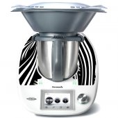 Sticker Thermomix TM 5 Zebra