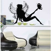 Sticker Zana Fluture