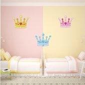 Stickere copii kit 3 Coroane