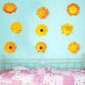 Stickere copii kit 9 Flori