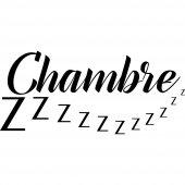 Stickers citation Chambre