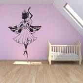 Stickers danseuse