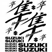 Autocollant - Stickers Hayabusa