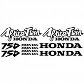 Autocollant - Stickers Honda africa twin 750