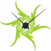 Stickers Horloge ornement