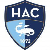 Stickers LE HAVRE ATHLETIC CLUB