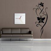Stickers Fleur Orchidée