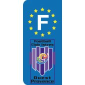 Stickers Plaque Istres