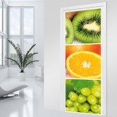 Stickers porte Fruit 3