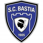 Stickers SC BASTIA