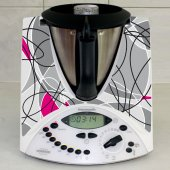 Stickers Thermomix TM31 Abstrait 7