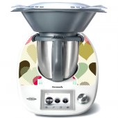 Stickers Thermomix TM5 Coeur