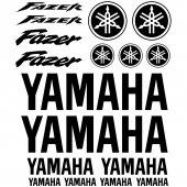 Autocollant - Stickers Yamaha Fazer
