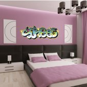Street Wall Stickers