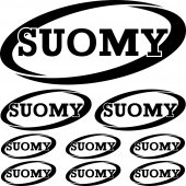 suomy Decal Stickers kit
