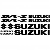 Suzuki DR-Z Decal Stickers kit