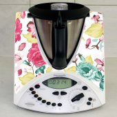 Thermomix TM31 Decal Stickers - Flower