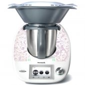 Thermomix TM5 Aufkleber Ornament