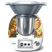 Thermomix TM5 Decal Stickers - Festive