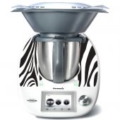 Thermomix TM5 Decal Stickers - Zebra