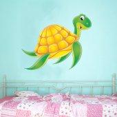 Tortoise Wall Stickers
