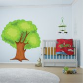 Tree Wall Stickers