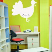 Turkey - Whiteboard Wall Stickers