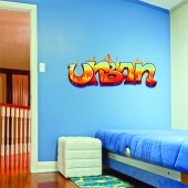Urban Wall Stickers