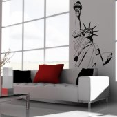Usa Wall Stickers