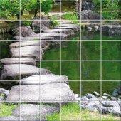 vinilo azulejos paisaje