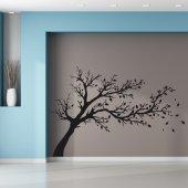 Vinilo decorativo árbol