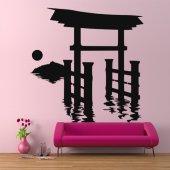 Vinilo decorativo asiático