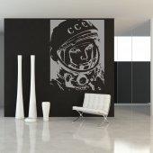 Vinilo decorativo astronauta