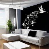 Vinilo decorativo aves
