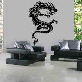 Vinilo decorativo dragón