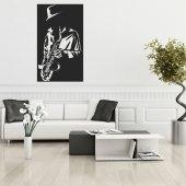 Vinilo decorativo Jazzman