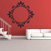 Vinilo decorativo marco